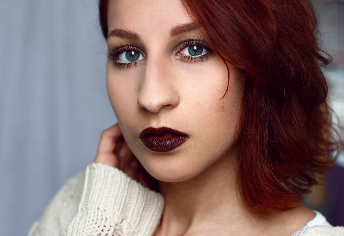 "AMU MAC Lippenstift ""Antique velvet"" (matte)"