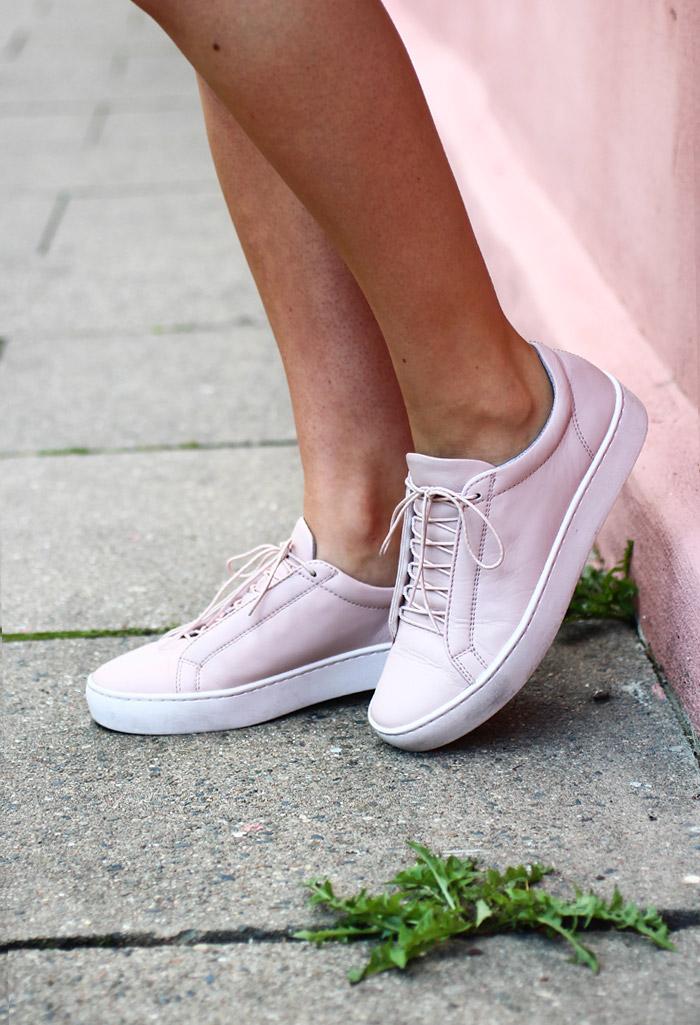 Vagabond Sneaker Zoe rosa